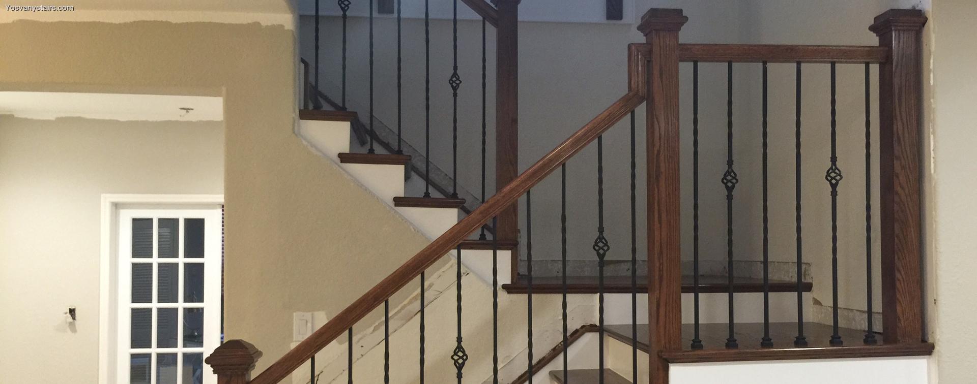 Instalacion de barandas y escaleras en miami - Baranda de escalera ...