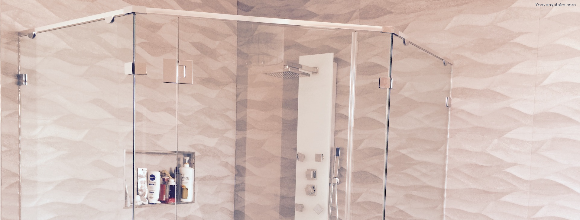 Shower Glass Door Installation In Miami
